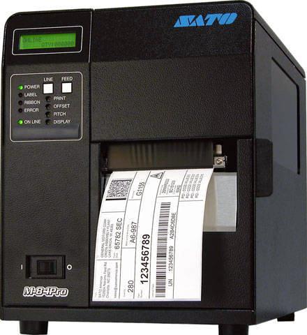 Impresoras de Codigos de Barras Sato